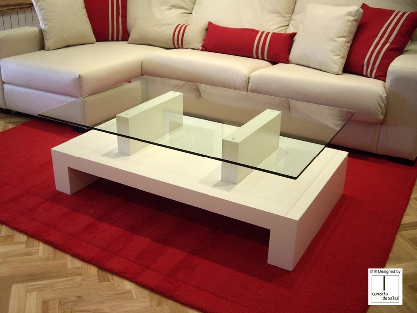 Coffee table ATRIA | Coffee table by Gonzalo De Salas