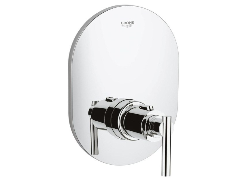 Single handle thermostatic bathtub/shower mixer ATRIO CLASSIC JOTA | 1 hole bathtub mixer by Grohe