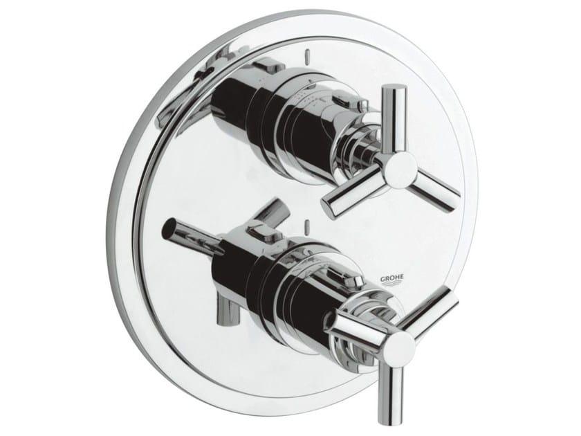 Miscelatore termostatico per vasca / doccia a 2 fori ATRIO CLASSIC YPSILON | Miscelatore termostatico per doccia by Grohe