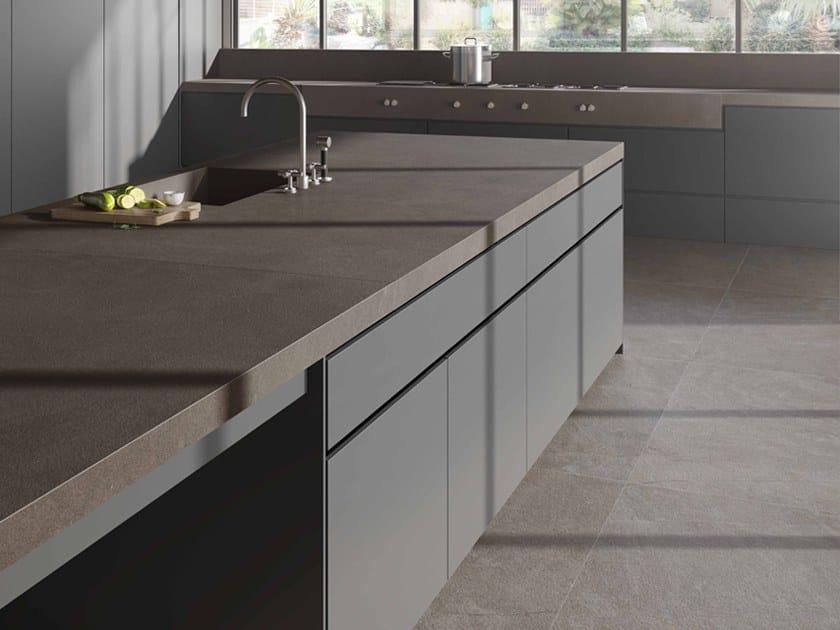 Top cucina in materiali ceramici AURA ITOP - Inalco