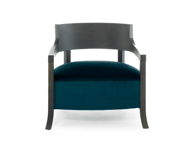Oak easy chair AURA | Easy chair by Potocco