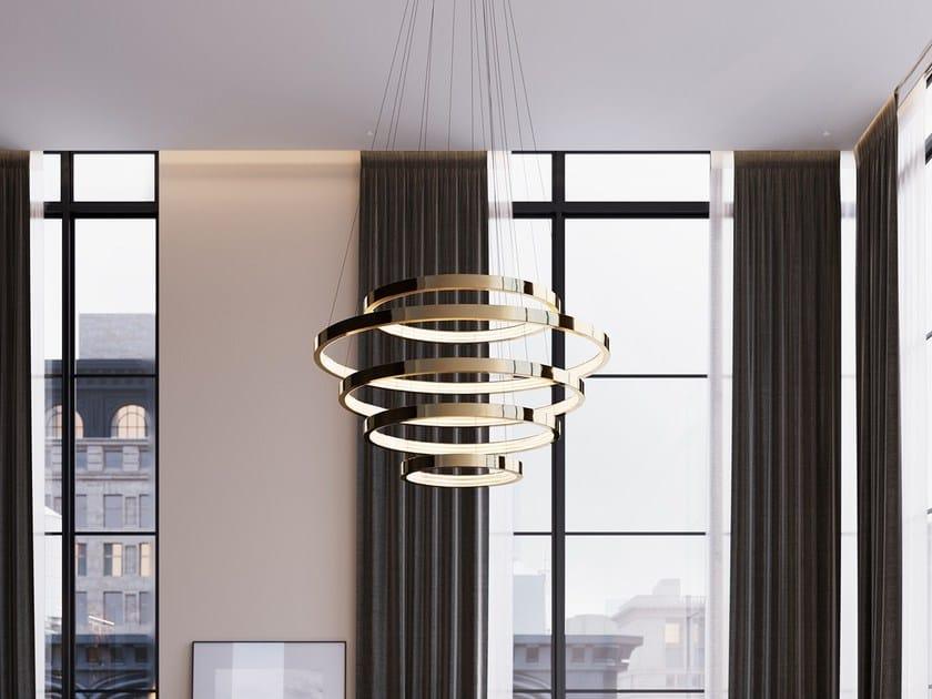 Pendant lamp AURA TASO by Cameron Design House