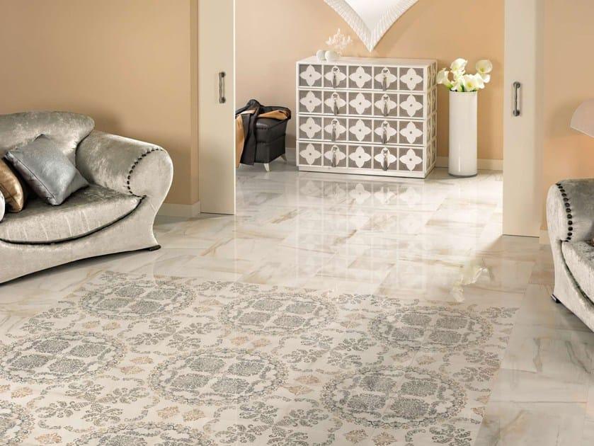 Porcelain stoneware wall/floor tiles AURIS by Museum