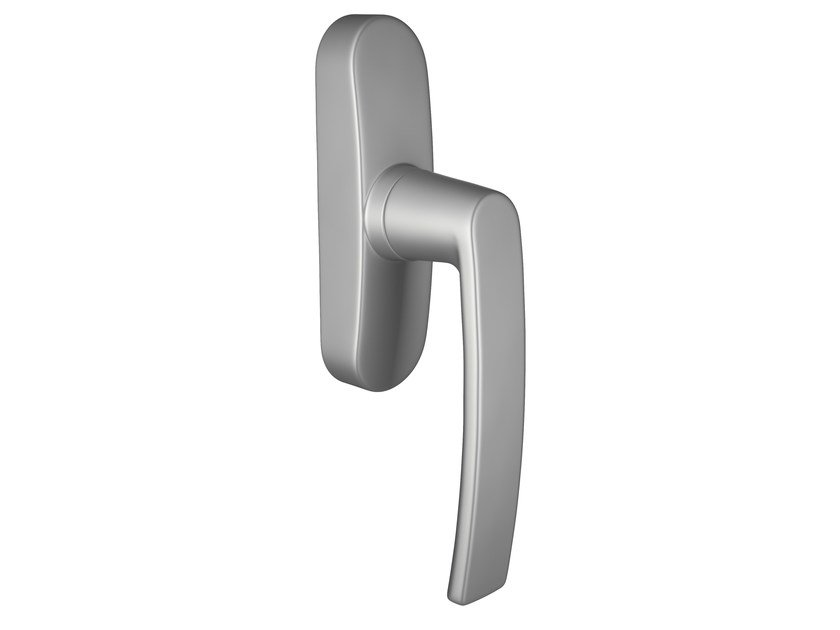 Metal Cremone handle AURORA | Cremone handle external opening by ALsistem