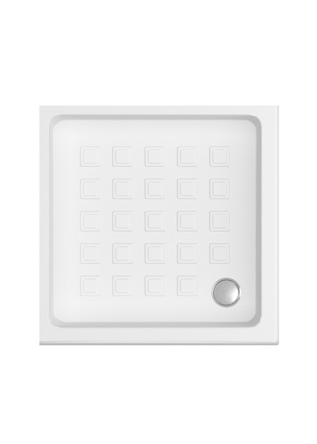 Square shower tray AURORA | Square shower tray by GENTRY HOME