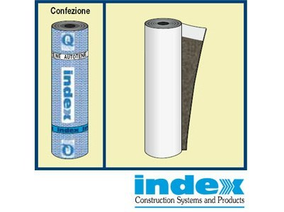 Self-adhesive membrane AUTOTENE BASE EP by INDEX