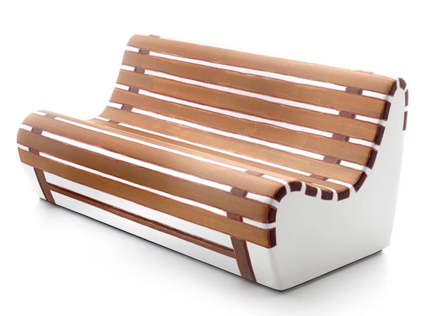 Polyurethane Sofa AUTUMNTIME By Gufram