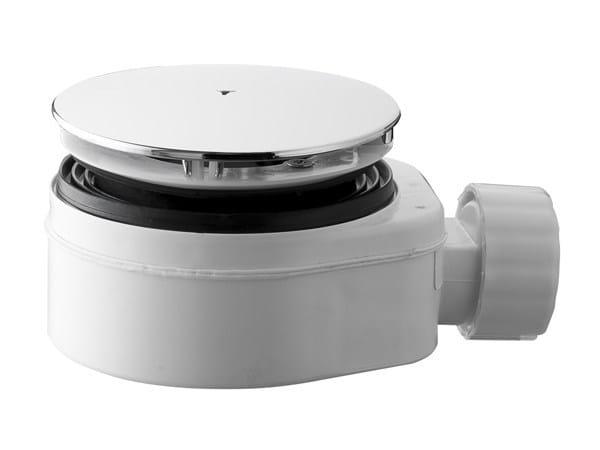 Shower polypropylene pop up plug AUVA MINI by OMP