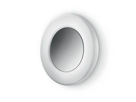 Plafoniera bagno fluorescente in metallo AV0L0B | Plafoniera bagno by INDA®