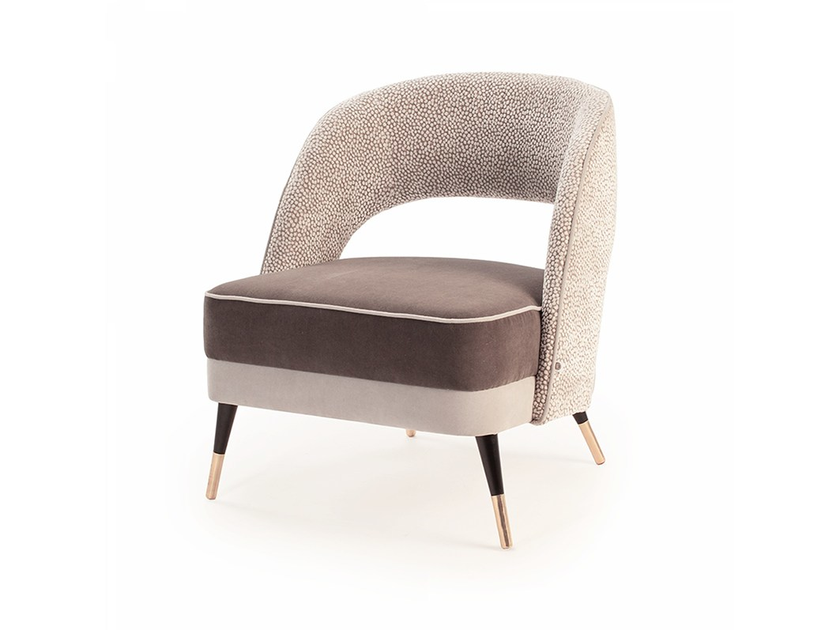 Fabric armchair AVA | Armchair by Mambo Unlimited Ideas