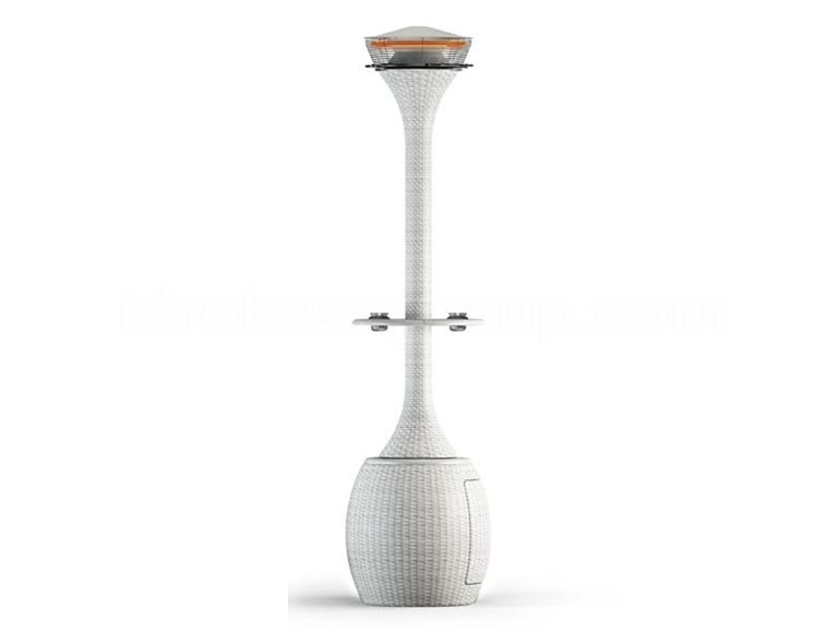 Outdoor heater / misting system AVANA by Enjoy your Life