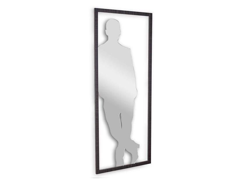 Rectangular framed mirror AVATAR   Rectangular mirror by ARKOF LABODESIGN