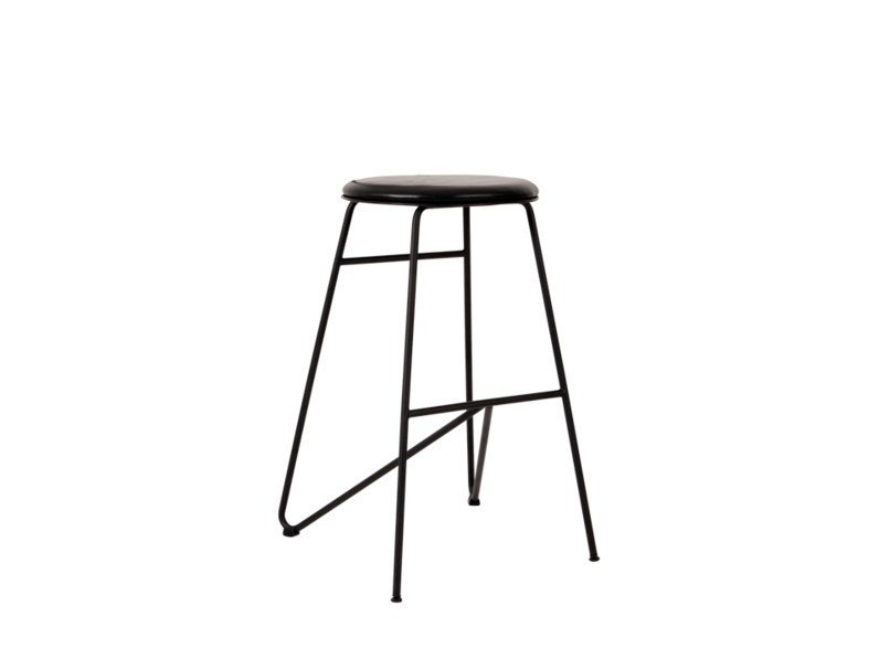 Barstool with footrest AVENUE | Barstool by Novel Cabinet Makers
