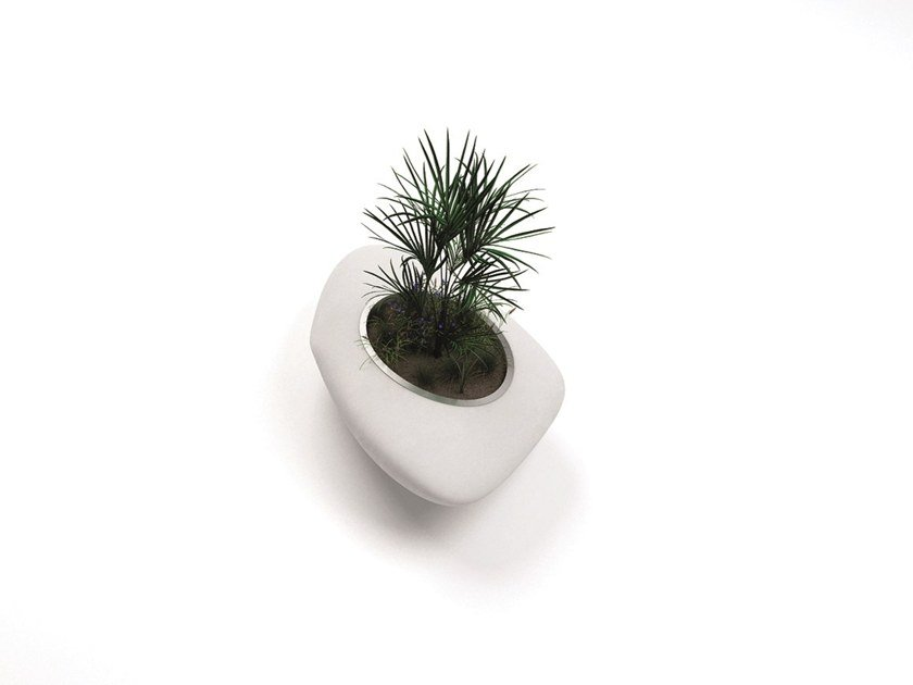 Low Hypergranite Flower pot AVEO | Flower pot by LAB23