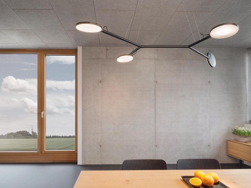 LED pendant lamp AVVENI PENDANT 4 by Sattler