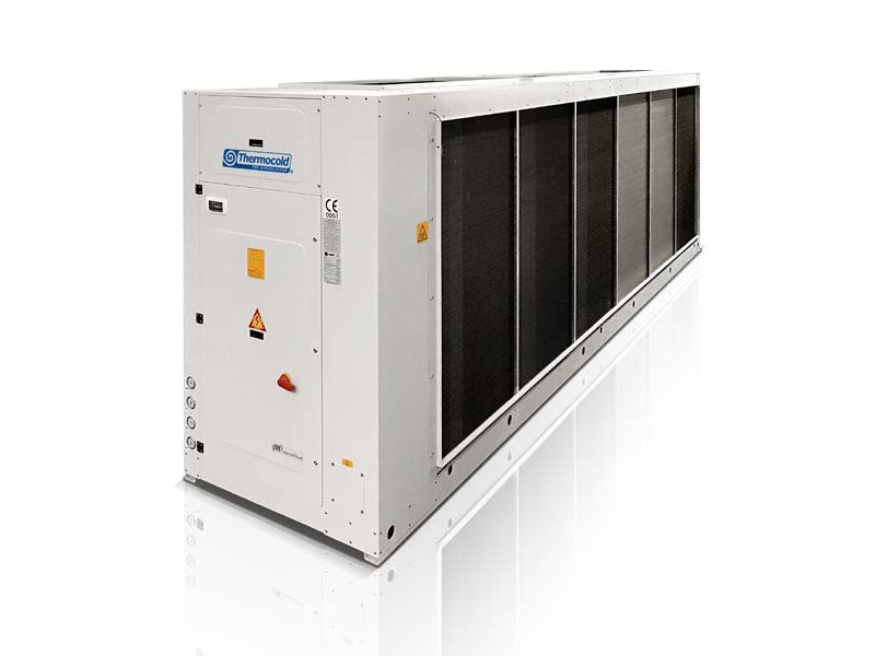 Air/Water refrigeration unit AWC EA by Thermocold