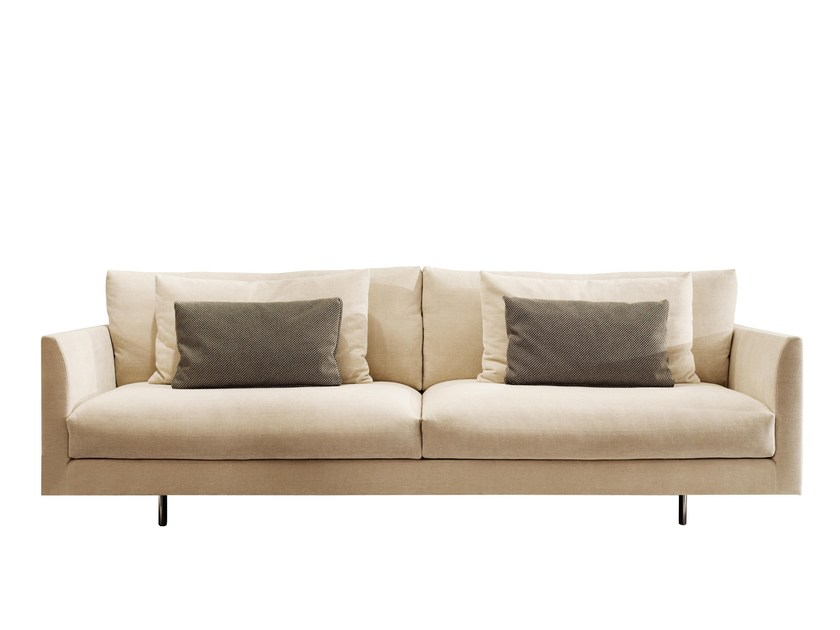 Upholstered fabric sofa AXEL XL | Sofa by Montis