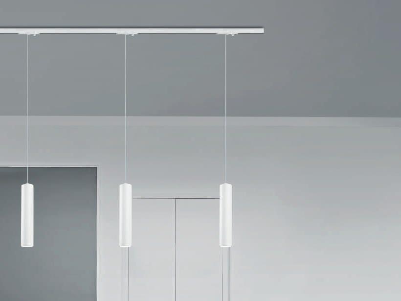 LED aluminium Track-Light AXIOM by Rossini Illuminazione