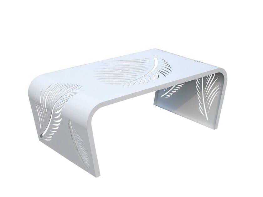 Leaf coffee table AXIS 22977 by SKYLINE design
