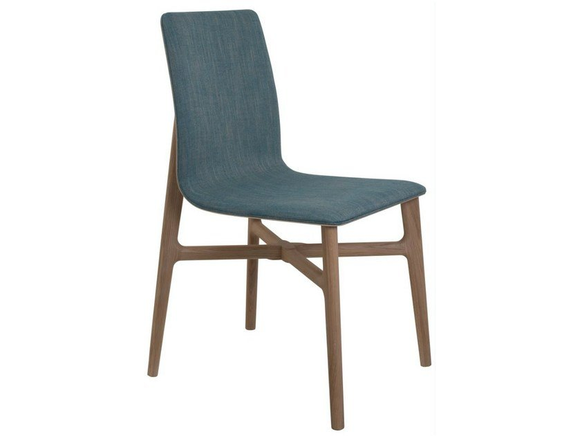 Upholstered chair AXIS   Chair by Perrouin