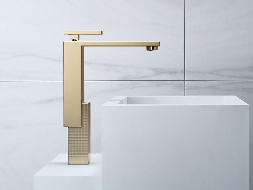 Miscelatore per lavabo da piano monocomando AXOR EDGE   Miscelatore per lavabo by Axor