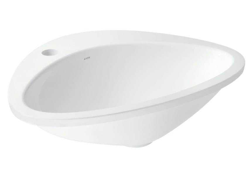 Countertop washbasin AXOR MASSAUD   Countertop washbasin by Axor