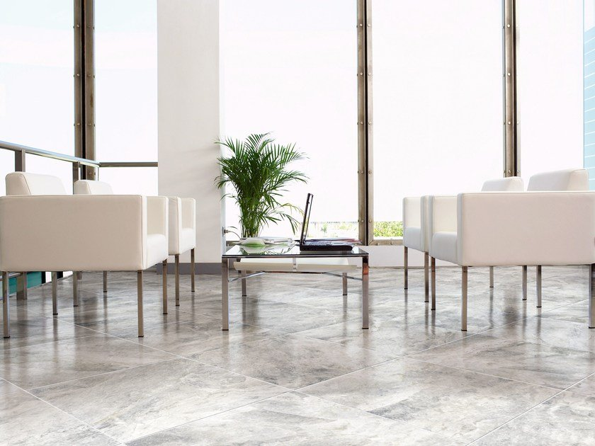 Porcelain stoneware wall/floor tiles AYERS ROCK by CERAMICHE BRENNERO