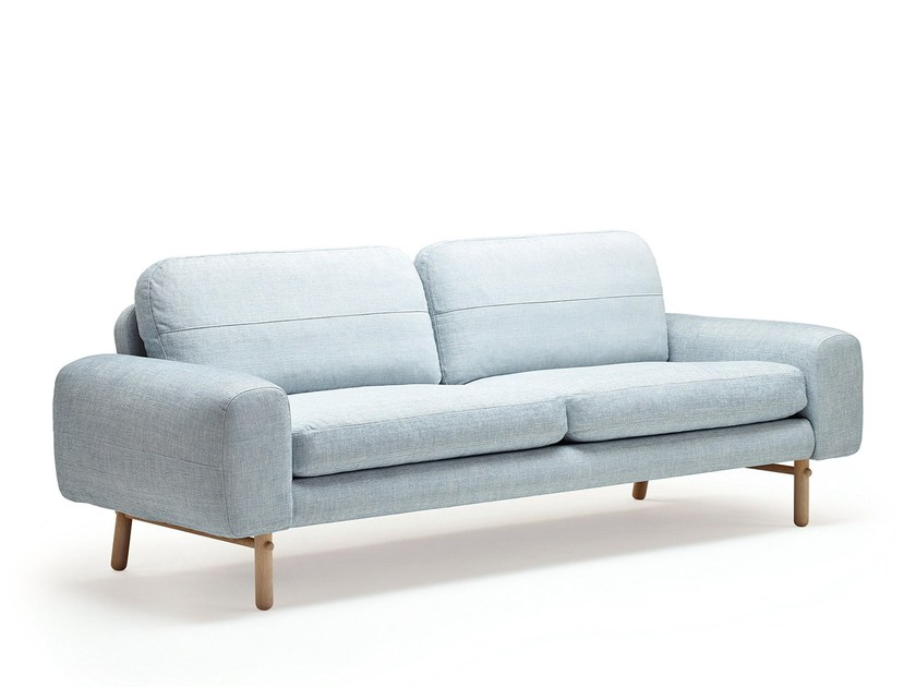 2 seater fabric sofa AYO | Sofa by Stouby