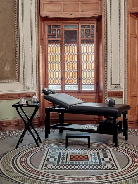 Lettino Per Massaggio Ayurvedico.Lettino Per Massaggi Ayurveda Nilo