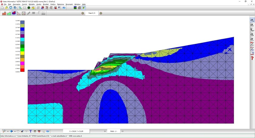 slope stability Simpleslope is a handy application developed for simple slope stability calculation for engineers ggu-stability for slope failure calculations and soil nailing.