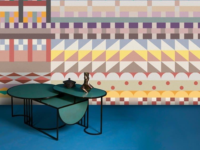 Wall tiles / wallpaper AZTECO by Officinarkitettura®