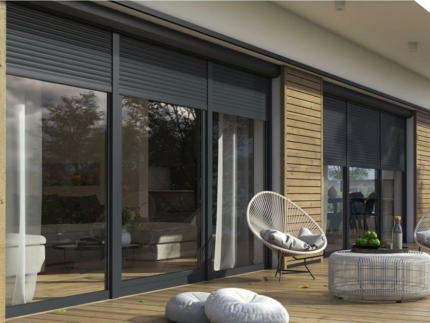 Adaptive aluminium shutters Adaptive aluminium shutters by Drutex