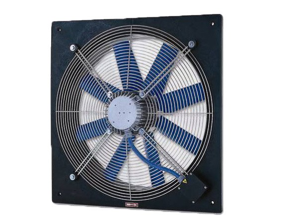 Centrifugal and axial fan Air-plate® EVC by CAODURO