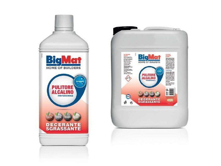 Pulitore alcalino Pulitore alcalino by BigMat