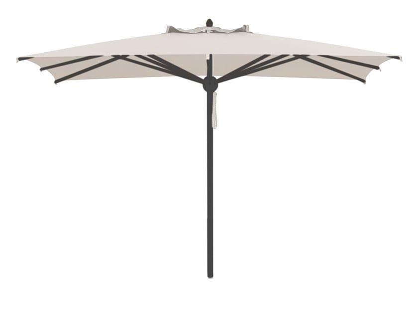 Aluminium Garden umbrella Aluminium Garden umbrella by Il Giardino di Legno