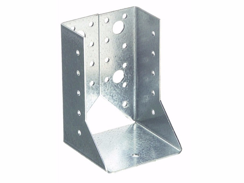 Galvanized steel Hardware for timber structures Anchoring bracket by Unifix SWG