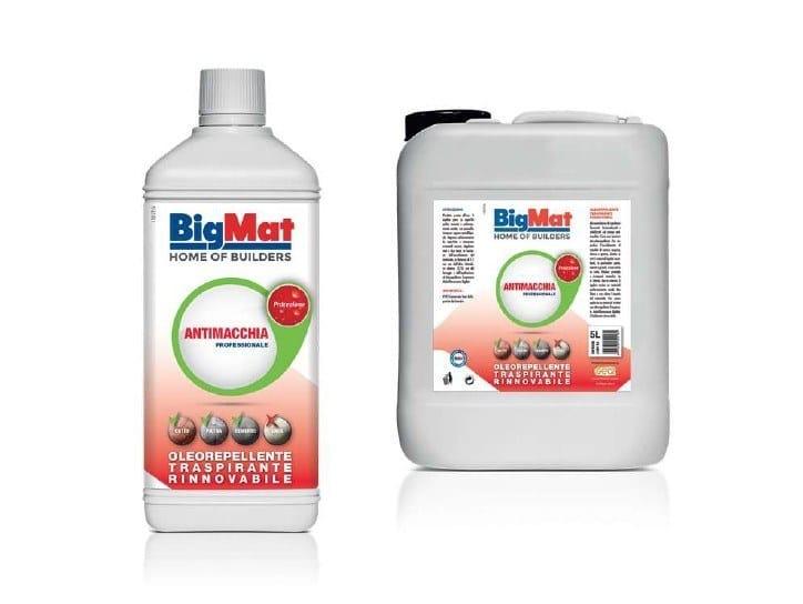 Emulsione acquosa di copolimeri fluorurati Antimacchia by BigMat