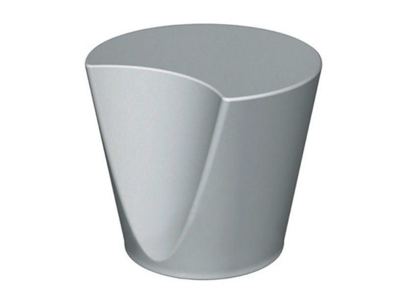 Polyethylene pouf APPLE P0009 by Et al.