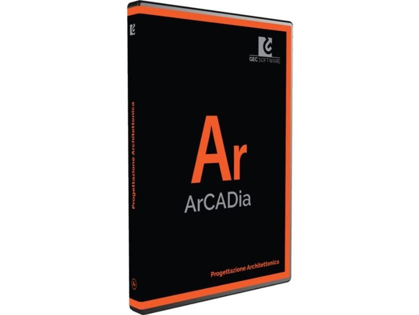 BIM authoring ArCADia by GEC Software