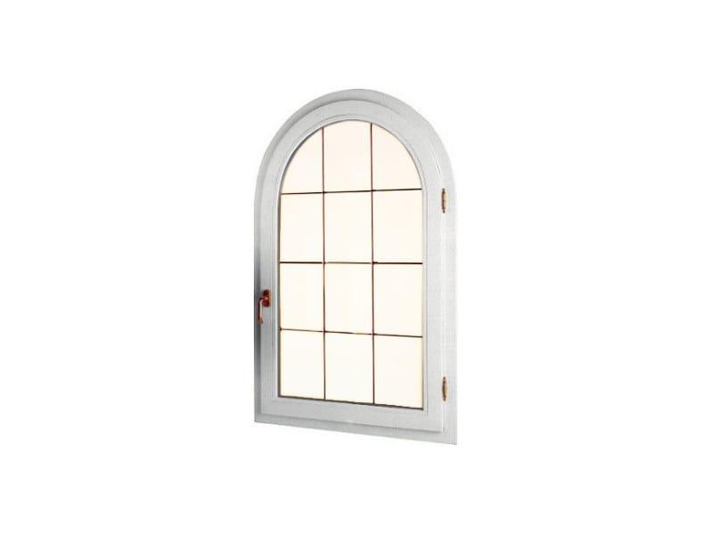 PVC casement window Archi e Sagomati by Ital-Plastick