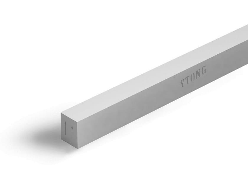 Concrete lintel Architravi ribassati by Xella Italia - YTONG