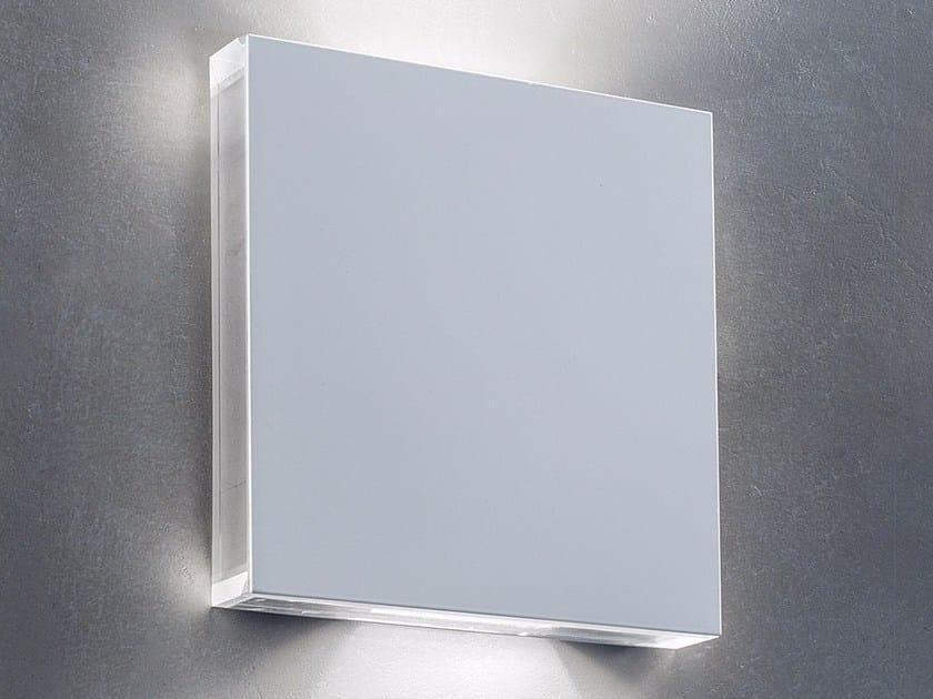 LED indirect light wall light AREA | Wall light by PURALUCE