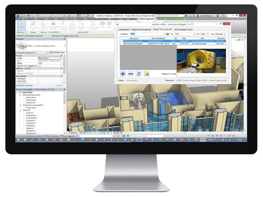 CAD-integrated quantity calculation software ArieTe x BIM by MCS Software