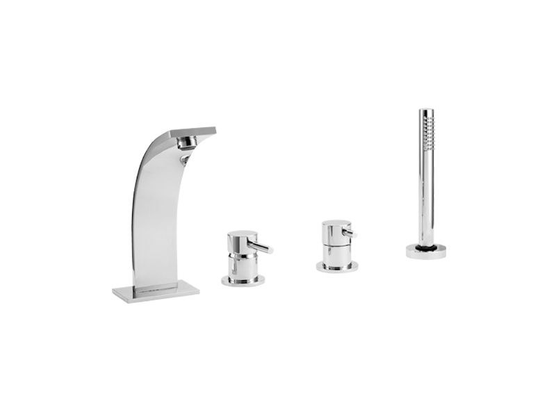 Bathtub taps Art.9007 by EFFEPI RUBINETTERIE