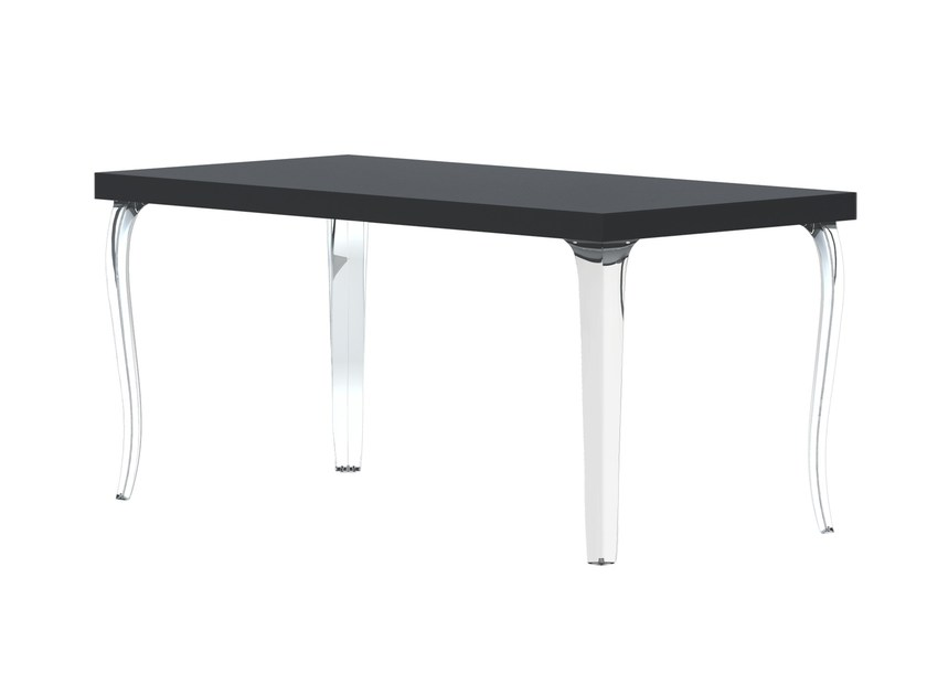 Rectangular table B.B.   Table by Qeeboo