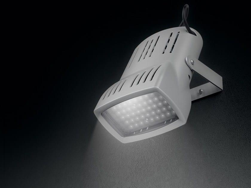 Faretto a LED in alluminio pressofuso B | Lampada da soffitto by LANZINI