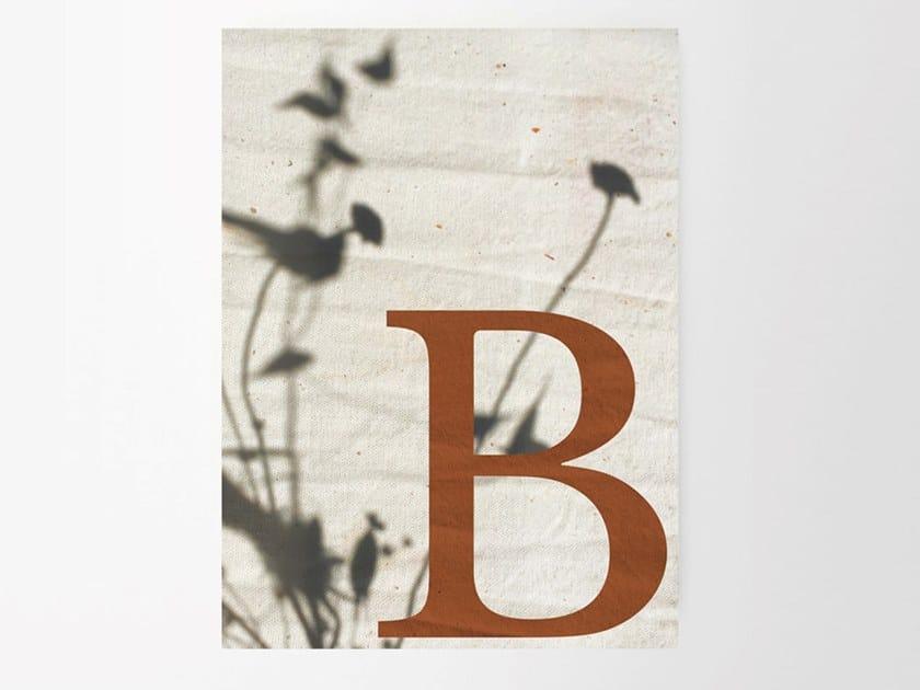 Stampa su carta B SHADES by Sesehtypo