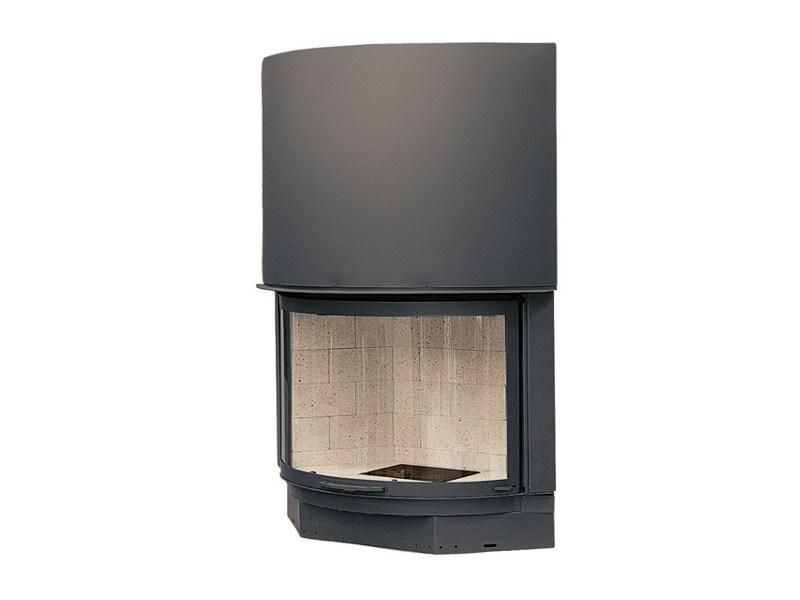 Fireplace insert B1100 by Axis