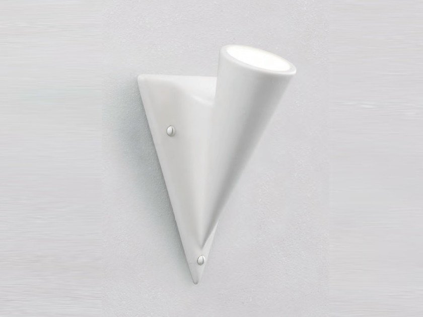 Ceramic wall light B2 by Aldo Bernardi