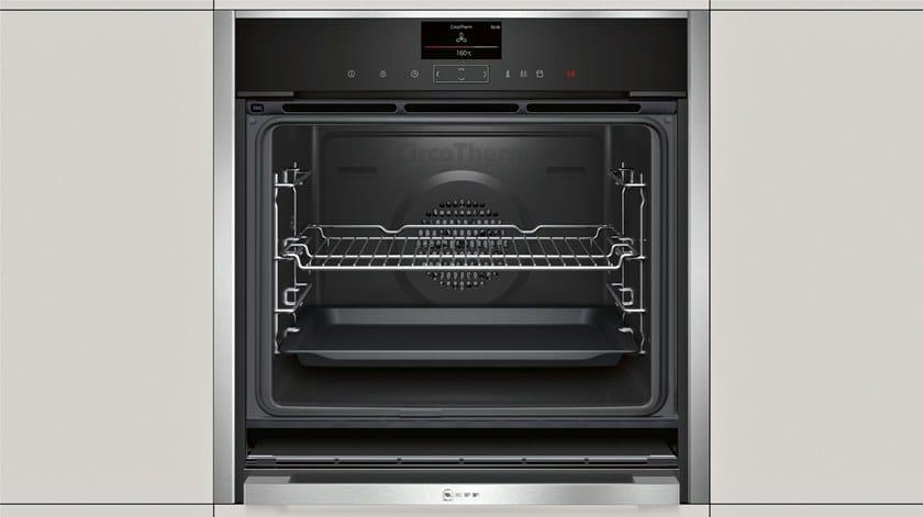B57vs22n0 forno classe a by neff - Forno elettrico e microonde combinato da incasso ...